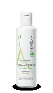 Aderma dermalibour+ gel moussant 125ml
