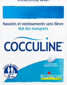 Cocculine, comprimé orodispersible