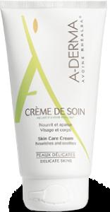 Aderma crème de soin peaux délicates 50 ml