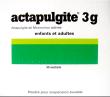 Actapulgite 3 g enfants et adultes, poudre pour suspension buvable en sachet