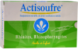 Actisoufre 4 mg/50 mg par 10 ml, suspension buvable ou pour instillation nasale