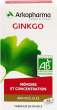 ARKOGELULES Ginkgo Bio
