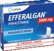 Efferalgan efferalgantab 1 g, comprimé pelliculé