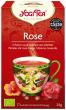 Yogi tea rose infusion ayurvédique 17 sachets