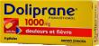 Doliprane 1000 mg, gélule